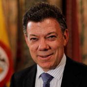 Santos: «L'Europe doit soutenir la Colombie»
