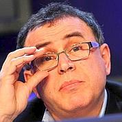 Davos:Roubini optimiste sauf pour l'Espagne...