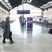 La régularité des trains s'est dégradée en 2010