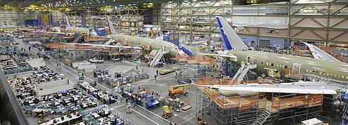 Boeing promet une mise en service du B787 cette année