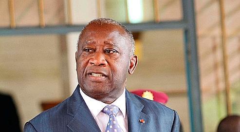 Laurent Gbagbo .