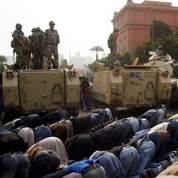 «L'Égypte va être tenue d'une main plus ferme»