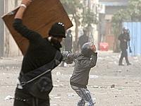 Des affrontements se sont tenus dans les rues du Caire.