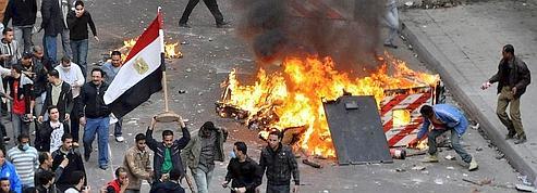 En Égypte, les violences<br/>ont fait plus de 100 morts<br/>