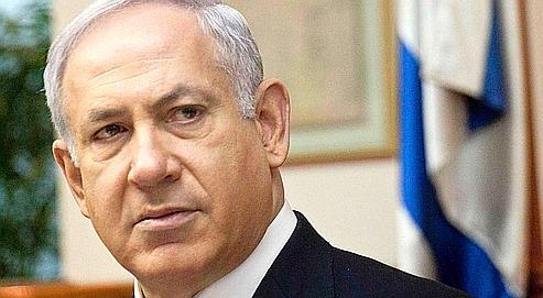 Benyamin Nétanyahou, le chef du gouvernement israélien.