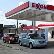 Les profits d'Exxon s'envolent