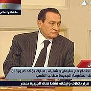 Egypte : l'armée ne recourra pas à la force