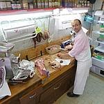 Jean Claude, le boucher