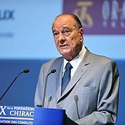 Chirac : «Mon mari n'a pas Alzheimer»
