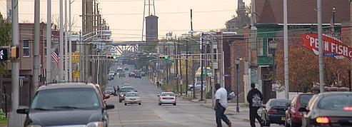Camden, cité américaine en faillite et livrée au crime