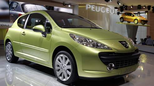 Le marché automobile repart à la hausse en janvier