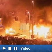 Le niveau de violence explose au Caire