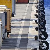 Ports : les grèves ont couté 800 millions