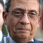 Amr Moussa,secrétaire général de la Ligue arabe. (CRÉDIT PHOTO : A. Abd Rabbo/ABACAPRESS.COM