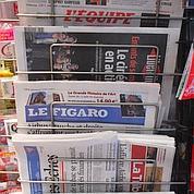 Le Figaro reste le 1er quotidien national