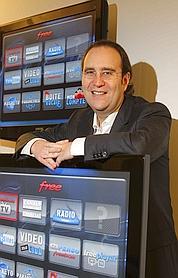 Xavier Niel, fondateuret PDG de Free.