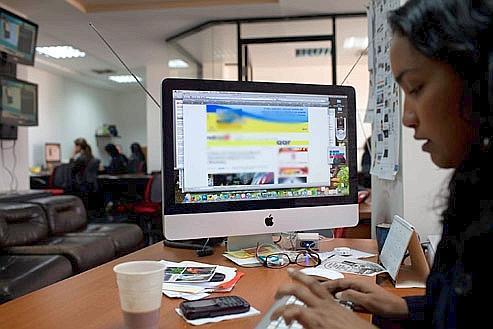 L'e-business nouvel eldorado pour les commerciaux
