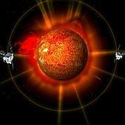 Première vue intégrale du Soleil
