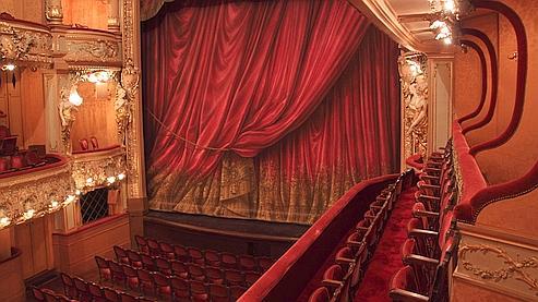 Les théâtres parisiens au banc d'essai