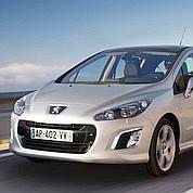 Peugeot présente sa nouvelle 308 à Genève