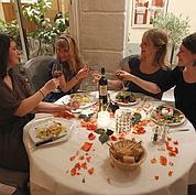 Les dîners de copines