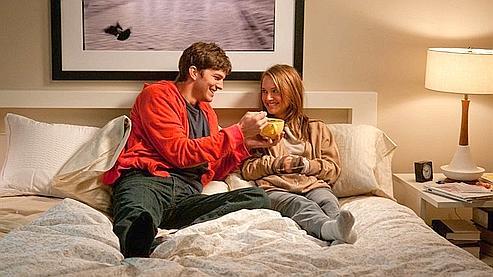 Ashton Kutcher et Natalie Portman dans «Sex Friends» pour une Saint-Valentin sans lendemain !