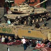 Égypte : le pouvoir perd patience