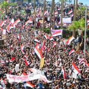 Plus de deux semaines de révolte en Égypte
