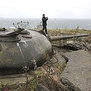 Tensions autour des îles Kouriles
