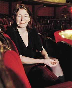 Muriel Mayette, administrateur et présidente du comité de lecture de la Comédie-Française. (Jean-Christophe Marmara/Le Figaro)