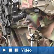 L'équipement high tech des militaires français
