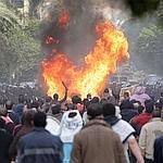 Les manifestations de samedi au Caire.