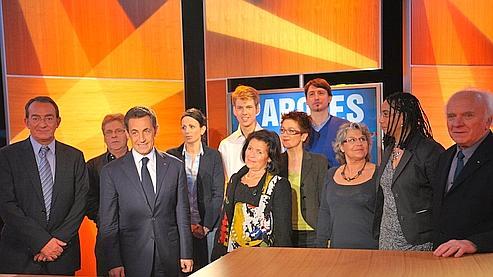 Des interlocuteurs de Sarkozy évoquent leur frustration