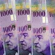 La Suisse pénalisée par le «franc fort»