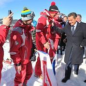 Sarkozy savoure le bon score de son émission