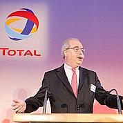 Total : la hausse du baril dope les résultats