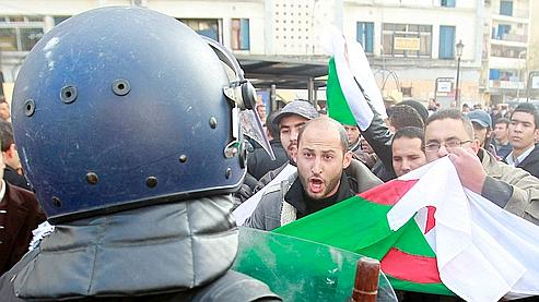30.000 policiers ont été déployés samedi pour faire face aux manifestants.