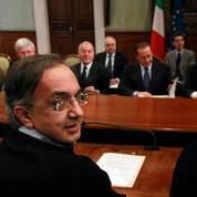 Fiat veut investir 20 Mds€ en Italie