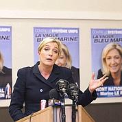Cantonales : Marine Le Pen lance la campagne