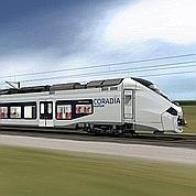 Alstom dévoile Régiolis, son nouveau TER