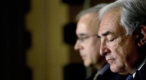 Selon le baromètre Ifop pour Paris Match, le patron du FMI reste la personnalité politique préférée des Français.