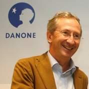 Danone confiant après ses bons résultats 2010
