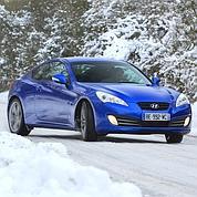 Hyundai Genesis, brute de brute