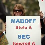 L'escroc américain Madoff sort du silence