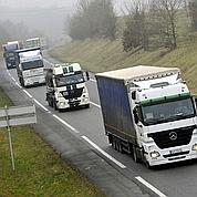 La taxe poids lourd en piste début 2013