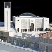 La Grande Mosquée de Marseille en panne