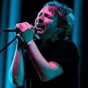 Radiohead, toujours sur site