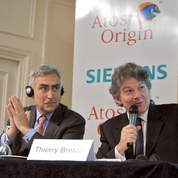 Atos Origin a atteint ses objectifs en 2010