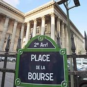 La Bourse de Paris marque une pause