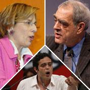 La gauche du PS hausse le ton contre DSK